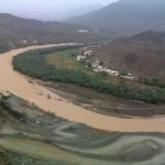 هطول أمطار غزيرة مصحوبة بالبر2