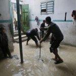 صور الأمطار العنيفة على غزة 2