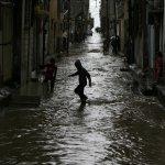 صور الأمطار العنيفة على غزة 3