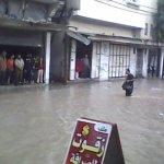 صور الأمطار العنيفة على غزة 7