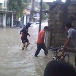 صور الأمطار العنيفة على غزة 9