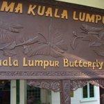 حديقة الفراشات Kuala Lumpur B5