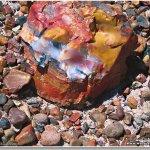 لوحات تشكيلية رائعة من الصخور1