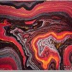 لوحات تشكيلية رائعة من الصخور4