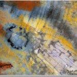 لوحات تشكيلية رائعة من الصخور14