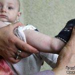 التلفزيون الروسي يعرض الطفل ا2