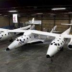 أول سفينة فضاء تجارية في العا5
