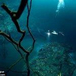نهر تحت الماء!!2