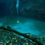 نهر تحت الماء!!3