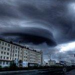 صور لعاصفة ثلجية 14