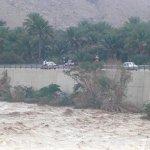 وادي ضنك وامطار الخير 3