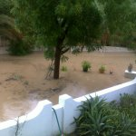ولاية الرستاق وقوة الامطار في1