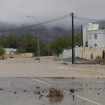 ولاية الرستاق وقوة الامطار في6