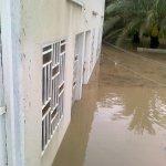 ولاية الرستاق وقوة الامطار في8