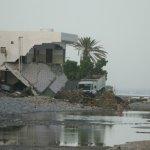 صور من الدمار الذي اصاب قريات6