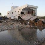 صور من الدمار الذي اصاب قريات8