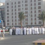 تقرير عن المسيره الخضراء في م7