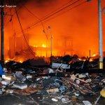صور مرعبة من تسونامي وزلزال ا1