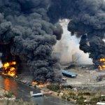 صور مرعبة من تسونامي وزلزال ا10