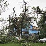 الاعصار الذي ضرب ولاية ميسوري1