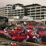 الاعصار الذي ضرب ولاية ميسوري3