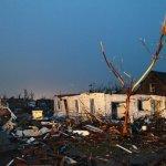 الاعصار الذي ضرب ولاية ميسوري7