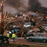 الاعصار الذي ضرب ولاية ميسوري8