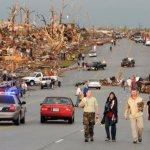 الاعصار الذي ضرب ولاية ميسوري9