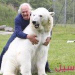 الدب من اقرب اصدقائي5
