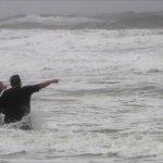 الإعصار آيرين يضرب نيويورك.. 3