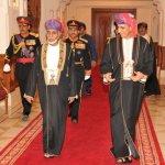 جلالة السلطان يشمل برعايته ال6