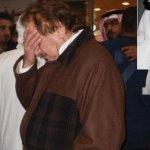 وصول جثمان الفنان منصور المنص1