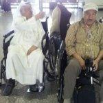 وصول جثمان الفنان منصور المنص3