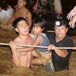 إعصار ووشي في الفلبين يحصد أك1