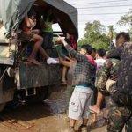 إعصار ووشي في الفلبين يحصد أك2