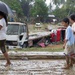 إعصار ووشي في الفلبين يحصد أك5