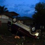 إعصار ووشي في الفلبين يحصد أك9