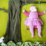ام تبدع في تصوير ابنتها وهي ن1