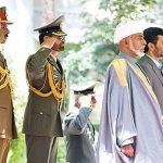 زيارة السلطان قابوس إلى إيران7