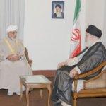زيارة السلطان قابوس إلى إيران11