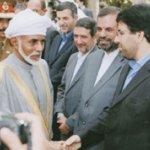 زيارة السلطان قابوس إلى إيران10