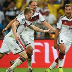 ألمانيا x الأرجنتين