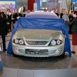 سيارة فورد تي تي 2004