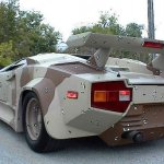 سيارة عسكرية