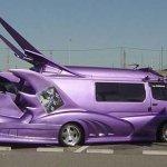 جنون ديكورات السيارات 3