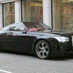 سيارة سلطان بروناي العجيبة1