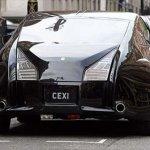 سيارة سلطان بروناي العجيبة4