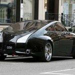 سيارة سلطان بروناي العجيبة5