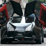 سيارة سلطان بروناي العجيبة7