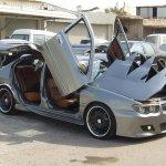 جنون السيارات في الكويت2